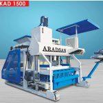 Yürüyen Blok Makinası KAD1500