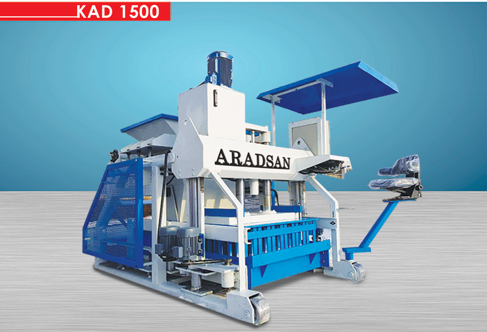 Briket Makinası KAD1500