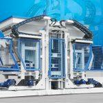 Beton Blok,Bordür,Kaldidim taşı Makinası TP.RN2530